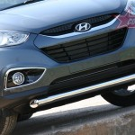 Защита переднего бампера d76 короткая(Hyundai ix35 2010-) ЦЕНА: 80000 тенге